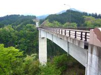 夕日の里大橋橋脚工事